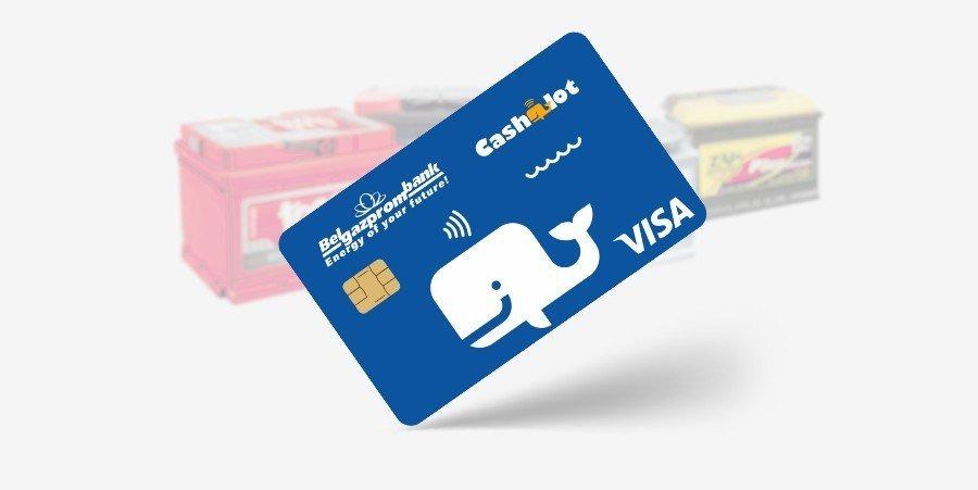 В «Первой аккумуляторной компании» стало возможным рассчитываться картой Cashalot  и получать за покупки cash-back в виде денег!