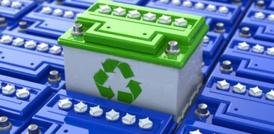 Прием б/у свинцовых аккумуляторов на переработку