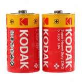 Элемент питания Kodak R20-2S EXTRA HEAVY DUTY [KDHZ 2S] (уп. TRAY 2шт.D), Китай
