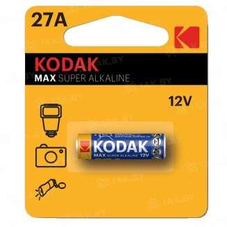 Элемент питания Kodak 27A-1BL [K27A-1] (блистер 1шт. 27A), Китай 0