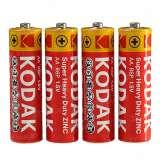 Элемент питания Kodak R6-4S EXTRA HEAVY DUTY [KAAHZ 4S] (уп. TRAY 4шт.AA), Китай