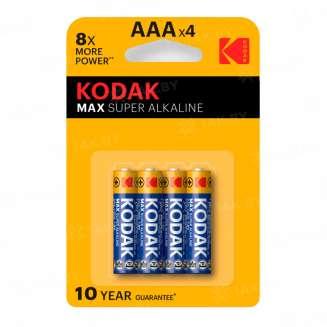 Элемент питания Kodak MAX LR03-2BL [K3A-2] (блистер 2шт. AАА), Китай 0