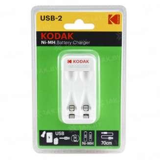 Зарядное устройство Kodak С8001B USB [K2AA/AAA] , Китай 0