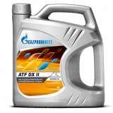 Рабочая жидкость для автоматических коробок передач Gazpromneft ATF DX II, 4л, Россия