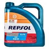 Масло моторное Repsol Elite Neo 5W-30, 4л