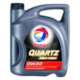 Масло моторное TOTAL QUARTZ INEO FIRST 0W-30, 5 л