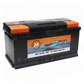 Аккумулятор WINMAXX (100 Ah) 820 A, 12 V Обратная, R+ 0