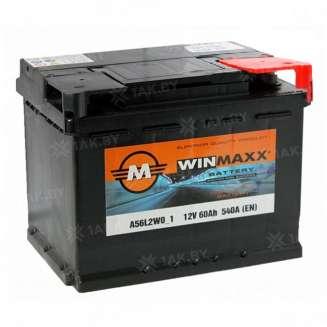 Аккумулятор WINMAXX (60 Ah) 540 A, 12 V Обратная, R+ 0