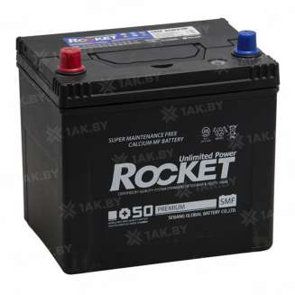 Аккумулятор ROCKET (70 Ah) 600 A, 12 V Прямая, L+ 0