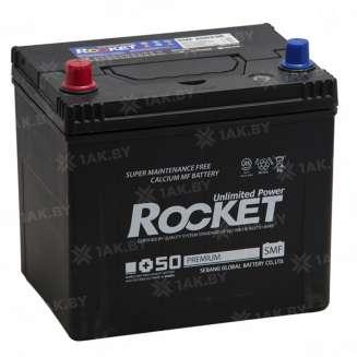 Аккумулятор ROCKET (80 Ah) 650 A, 12 V Прямая, L+ 0