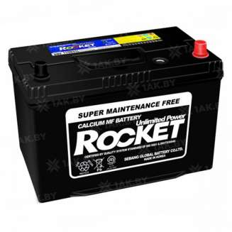 Аккумулятор ROCKET (95 Ah) 790 A, 12 V Обратная, R+ 0