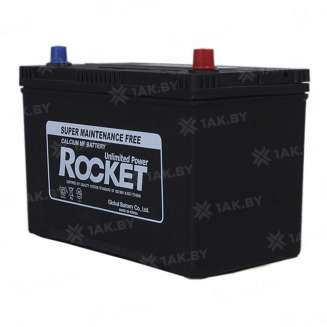 Аккумулятор ROCKET (90 Ah) 750 A, 12 V Обратная, R+ 0