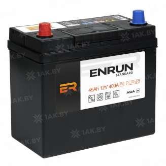 Аккумулятор ENRUN (45 Ah) 400 A, 12 V Прямая, L+ 0