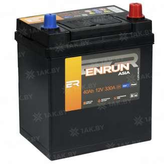 Аккумулятор ENRUN (40 Ah) 330 A, 12 V Обратная, R+ 0