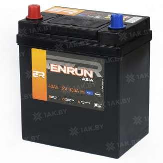 Аккумулятор ENRUN (40 Ah) 330 A, 12 V Прямая, L+ 0