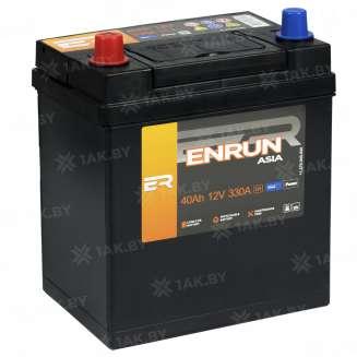 Аккумулятор ENRUN (40 Ah) 330 A, 12 V Прямая, L+ 1