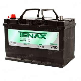 Аккумулятор TENAX (91 Ah) 740 A, 12 V Прямая, L+ 0