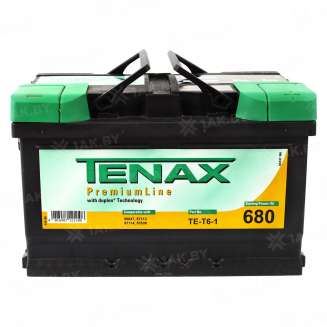 Аккумулятор TENAX (74 Ah) 680 A, 12 V Обратная, R+ 0