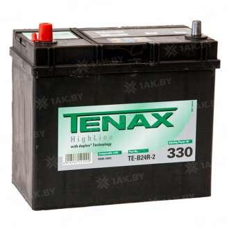 Аккумулятор TENAX (45 Ah) 330 A, 12 V Прямая, L+ 0