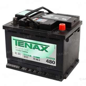 Аккумулятор TENAX (56 Ah) 480 A, 12 V Обратная, R+ 0