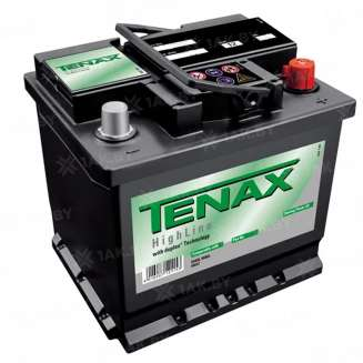 Аккумулятор TENAX (40 Ah) 340 A, 12 V Обратная, R+ 0