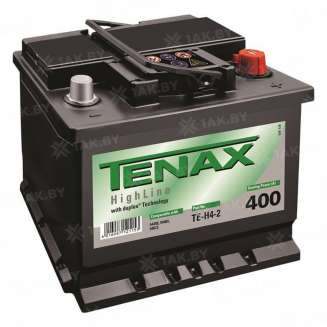 Аккумулятор TENAX (45 Ah) 400 A, 12 V Обратная, R+ 0