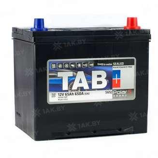 Аккумулятор TAB (65 Ah) 650 A, 12 V Обратная, R+ 0