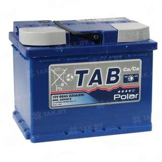 Аккумулятор TAB (66 Ah) 620 A, 12 V Прямая, L+ 0