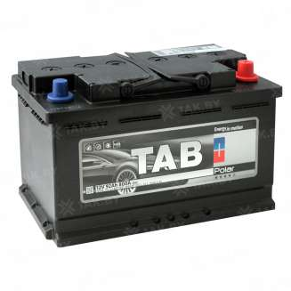 Аккумулятор TAB (92 Ah) 800 A, 12 V Обратная, R+ 0