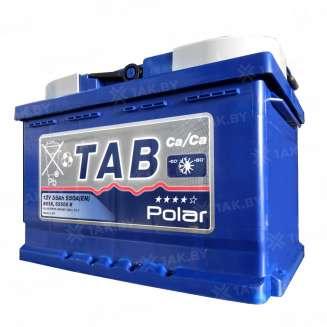 Аккумулятор TAB (55 Ah) 550 A, 12 V Обратная, R+ 0