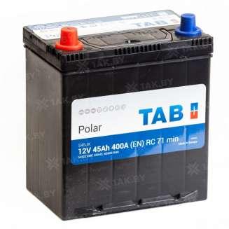 Аккумулятор TAB (45 Ah) 400 A, 12 V Прямая, L+ 0