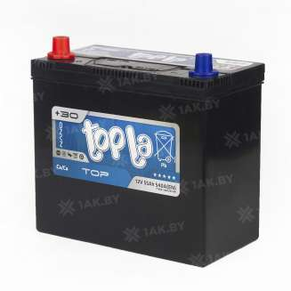 Аккумулятор TOPLA (55 Ah) 540 A, 12 V Прямая, L+ 0