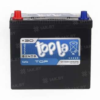 Аккумулятор TOPLA (55 Ah) 540 A, 12 V Прямая, L+ 1