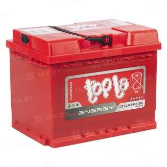Аккумулятор TOPLA (60 Ah) 550 A, 12 V Обратная, R+ 0
