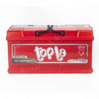Аккумулятор TOPLA (92 Ah) 800 A, 12 V Прямая, L+ 0