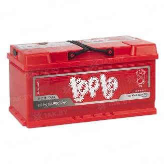 Аккумулятор TOPLA (92 Ah) 800 A, 12 V Прямая, L+ 1
