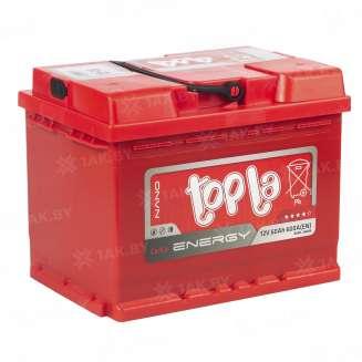 Аккумулятор TOPLA (60 Ah) 600 A, 12 V Обратная, R+ 2
