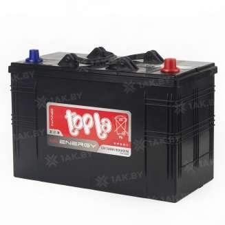 Аккумулятор TOPLA (120 Ah) 900 A, 12 V Обратная, R+ 0