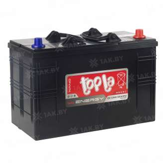 Аккумулятор TOPLA (120 Ah) 900 A, 12 V Обратная, R+ 1