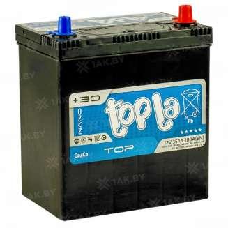 Аккумулятор TOPLA (35 Ah) 300 A, 12 V Обратная, R+ 0