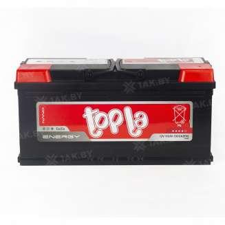 Аккумулятор TOPLA (110 Ah) 1000 A, 12 V Обратная, R+ 2