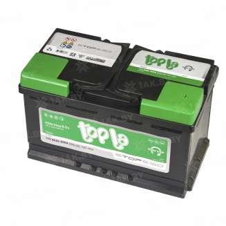 Аккумулятор TOPLA (80 Ah) 800 A, 12 V Обратная, R+ 0