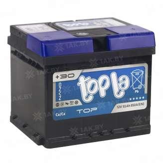 Аккумулятор TOPLA (55 Ah) 550 A, 12 V Обратная, R+ 2