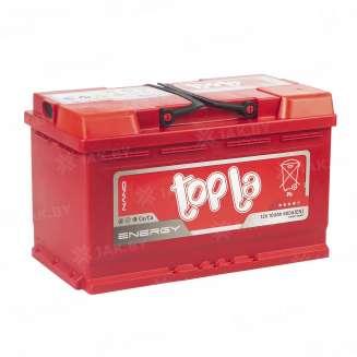 Аккумулятор TOPLA (100 Ah) 800 A, 12 V Обратная, R+ 1