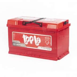 Аккумулятор TOPLA (100 Ah) 800 A, 12 V Обратная, R+ 2