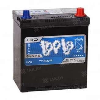 Аккумулятор TOPLA (45 Ah) 360 A, 12 V Обратная, R+ 0
