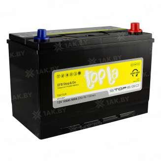 Аккумулятор TOPLA (105 Ah) 900 A, 12 V Обратная, R+ 0