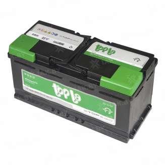 Аккумулятор TOPLA (105 Ah) 850 A, 12 V Обратная, R+ 2