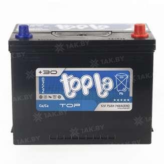 Аккумулятор TOPLA (75 Ah) 740 A, 12 V Обратная, R+ 2