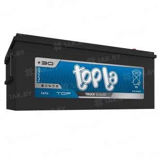 Аккумулятор TOPLA (225 Ah) 1300 A, 12 V Прямая, L+ 1